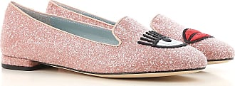 Sandals for Women, fuxia, Fur, 2017, 3.5 4.5 5.5 7.5 Chiara Ferragni