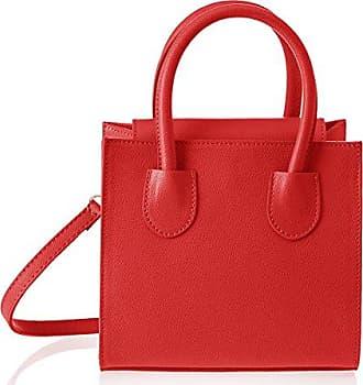 Chicca borse Sac bandoulière femmeRougeRouge (red red), 21x24x2 cm (W x H x L) EU
