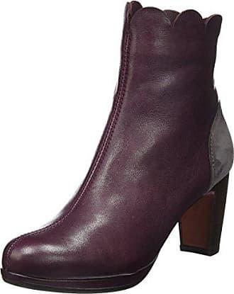 Gobi Suede, Bottines à Doublure Homme - Violet - Purple (Marron), 44 EU (10 UK)Redtape
