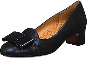 Nuara-C, Zapatos de Tacón con Punta Cerrada para Mujer, Marrn (Hebi Cuero Hebi Cuero), 39 EU Chie Mihara
