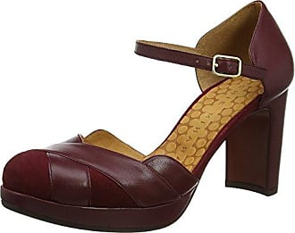 C-zuleika31 - Zapatos con Tacón Mujer, Color Marrón, Talla 39 Chie Mihara