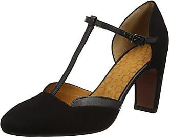 NOE Antwerp Norva, Zapatos de Tacón con Punta Cerrada para Mujer, Negro, 39.5 EU Noë Antwerp