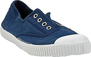 Tans Enz 113950-50, Damen, Sneaker, Blau (washed blue 52), EU 36 Chipie