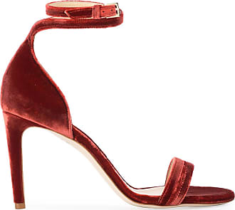 Pumps & High Heels for Women On Sale in Outlet, Tomato Red, Leather, 2017, 7.5 Nina Lilou