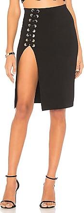 Giuliana Skirt in Black. - size 2/XS (also in 4/S,6/M,8/L) Azulu