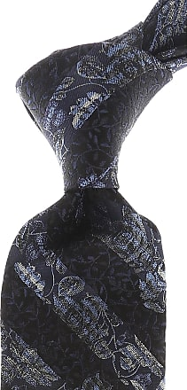 Ties On Sale, dark taupe, Silk, 2017, one size Christian Lacroix