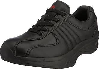 Zapatillas de senderismo de tela para mujer, color gris, talla 36 CHUNG SHI