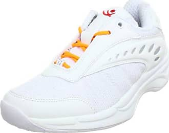 Messieurs Nassau Outdoor Fitness Chaussures - Blanc - Weiß (Weiss), 43 EUCHUNG SHI