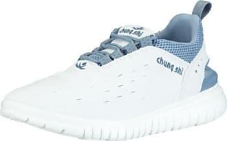 Chung Shi Duflex Trainer Unisex-Erwachsene Sneaker, Weiß (weiss/lavendel), 44 EU, 8800014