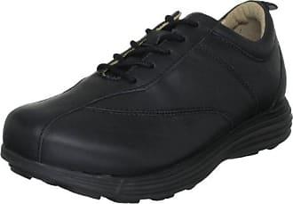 Campanile 2551-GOLD Box LISBONA, Zapatos Oxford Hombre, Negro, EU 42.5 Campanile