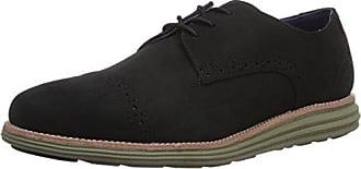 Chung Shi Sensomo I - Zapato Brogue de Cuero Hombre, Color Negro, Talla 41.5