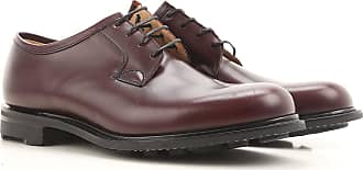 Oxford Lace up Shoes for Women Baratos en Rebajas Outlet, Blanco, Charol, 2017, 38 38.5 39 40 Church