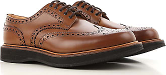 Brogue Shoes On Sale, Stone, Suede leather, 2017, 10 8.5 9 Churchs