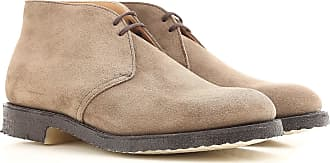 Desert Boots Chukka for Men On Sale, Brown, Suede leather, 2017, 10 6 6.5 7 9 9.5 Churchs