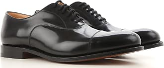 Lace Up Shoes for Men Oxfords, Derbies and Brogues On Sale, Black, Leather, 2017, 6 6.5 7.5 Churchs