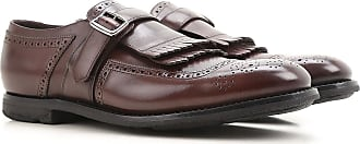 Monk Strap Shoes for Men On Sale, Graphite, Leather, 2017, 10 6 7 7.5 8 8.5 9 Churchs