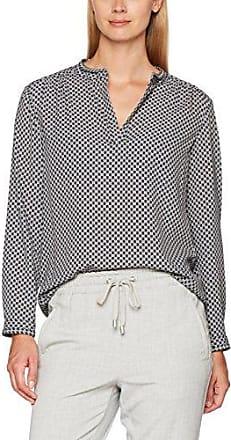 Dorothy Perkins Snake Blouse, Blusa para Mujer, Gris (Grey 150), 44