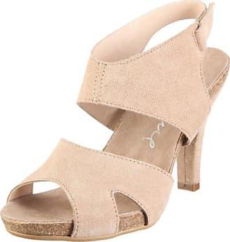 Shoes Lucy 103154, Damen Sandalen/Fashion-Sandalen, grün, (verde 400), EU 39 Cinque