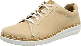 super popular 075cd 00bd3 product-clarks-amberlee-rosa-scarpe-da-ginnastica -basse-donna-beige-nude-nubuck-38-eu-188861122.jpg