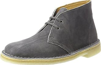 Clarks Damen Desert Boot, Beige (Sage Suede), 42 EU
