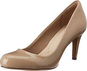 Clarks Kendra Sienna, Zapatos de Tacón Para Mujer, Beige (Copper), 42 EU