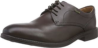 Clarks Chart Walk, Chaussures de ville homme - Marron (Tan Antique), 44 EU (9.5 UK)