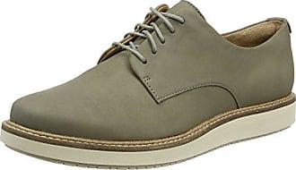 Shoot Shoes SH-2165945, Zapatos de Cordones Derby para Mujer, Gris-Gris, 38 EU Shoot