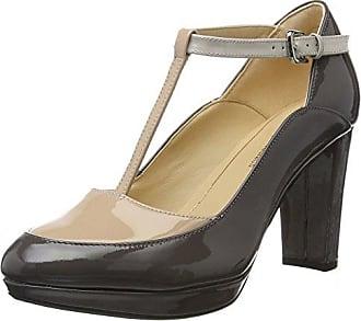 Valarie - Zapatos con Tacón Mujer, Color Marrón, Talla 39 Dolcis