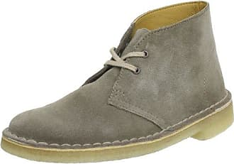 Clarks Desert Boot 20353860, Damen Desert Boots, Braun (Caramel), EU 38