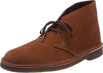 Desert Boots Homme, Vert (Evergreen Suede), 41.5 EUClarks