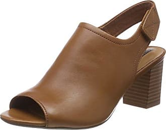 Chorus Chime, Atado Al Tobillo Para Mujer, Marrón (Light Tan Lea), 39.5 EU Clarks