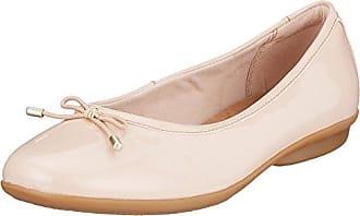 Clarks Gracelin Blu, Ballerines Femme, (Dusty Pink), 39 EU