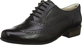 Clarks Hamble Chêne - Chaussures En Cuir Richelieu Femme, Brune, Taille 40