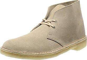 Clarks Originals Desert Boot, Boots homme - Beige (Sand Multi), 46 EU (11 UK)