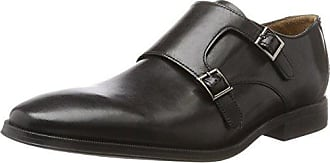 Mens Unnature Easy Loafers, Black, 6.5 UK Clarks