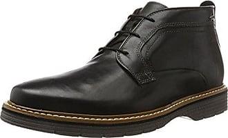 Modur Hi, Bottes Classiques Homme, Noir (Black Leather), 40 EUClarks