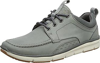 U Traccia B, Sneakers Basses Homme, Gris (Papyrus), 43 EUGeox
