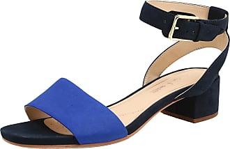 Sandales Avec Ceinture Jaune Clarks Lumière lbsyPk