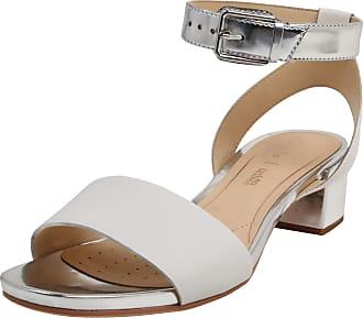 Sandales Avec Ceinture Jaune Clarks Lumière DP6bF