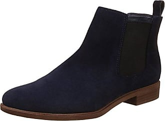 Clarks Maypearl Ramie Black Leather, Schuhe, Stiefel & Boots, Chelsea Boots, Schwarz, Female, 36