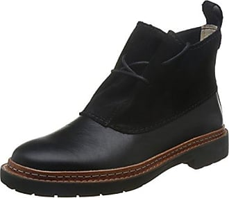 Clarks Originals Wallabee Boot, Bottes Femme, Marron (Peat Suede), 36 EU