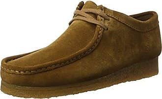 Clarks 261127, Desert Boots Homme, Marron (Rust), 44.5 EUClarks