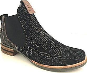 Clocharme, Damen Sneaker schwarz schwarz, schwarz - schwarz - Größe: 39 Clocharme
