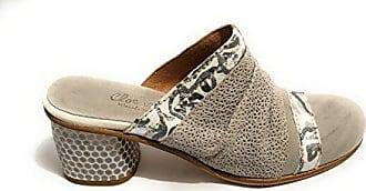 Damen Sneaker Flower Silver, Flower Silver - Größe: 35 EU Clocharme