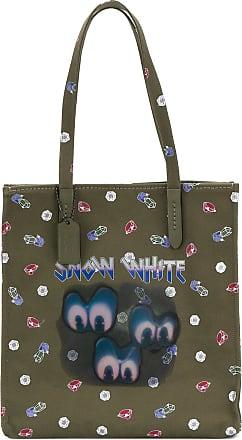 Coach x Disney Snow White shopper bag - Green Coach bKDIi