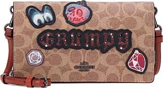 Sac à bandoulière en cuir Grumpy x Disney® MXHjmI2WFJ