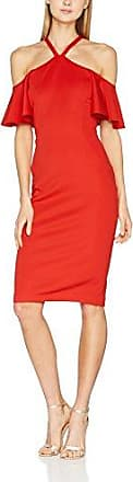Waldorf, Robe Femme, Rouge (Red 84), 44Coast