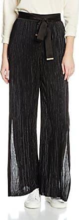 Nina, Pantalon Femme, Noir (Black 80), 34Coast