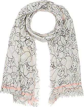 Womens 72093805 Scarf, Grau (Light Grey 9), One Size Codello