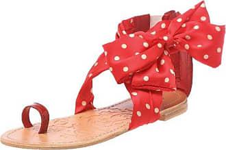 Sandalo Con Tomaia In Foulard, Chaussures basses femme - Beige (Tau), 41 EU (9 UK)Colors Of California